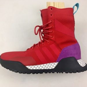 Adidas AF 1.3 Winter Sneaker Boots Scarlet/Purple